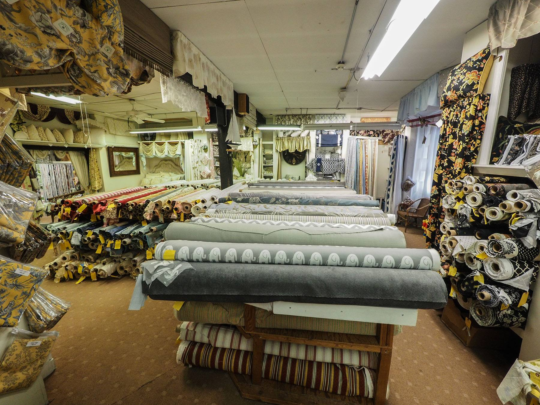 Fabric Store Westport, CT