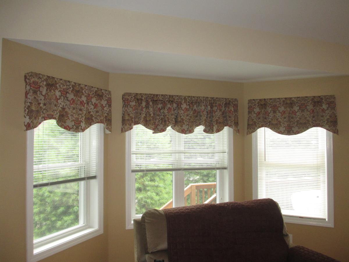ggregorio window valance ideas valances style for kitchen treatments farmhouse