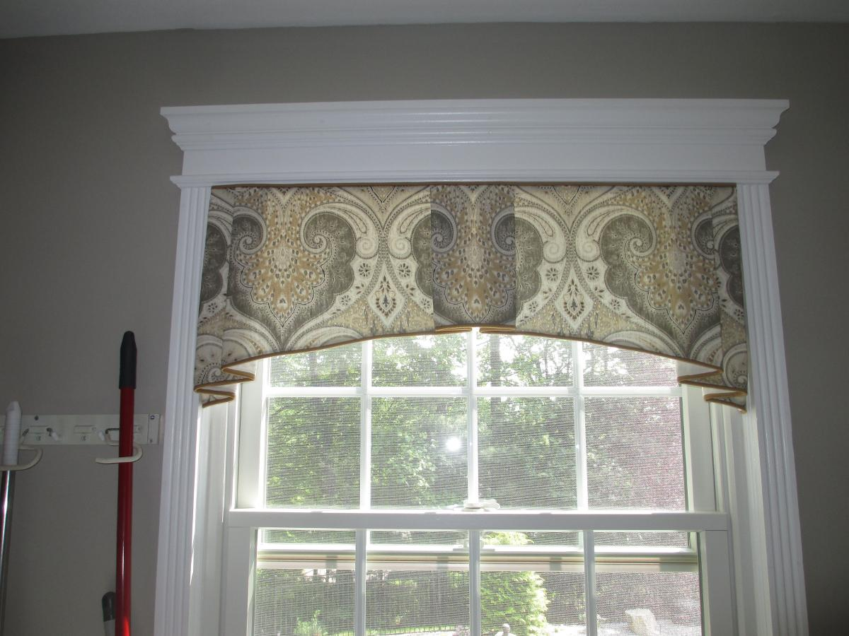 valance real valances window curtains with shades french treatments country