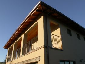 Wrought iron products such as balustrades in Auckland