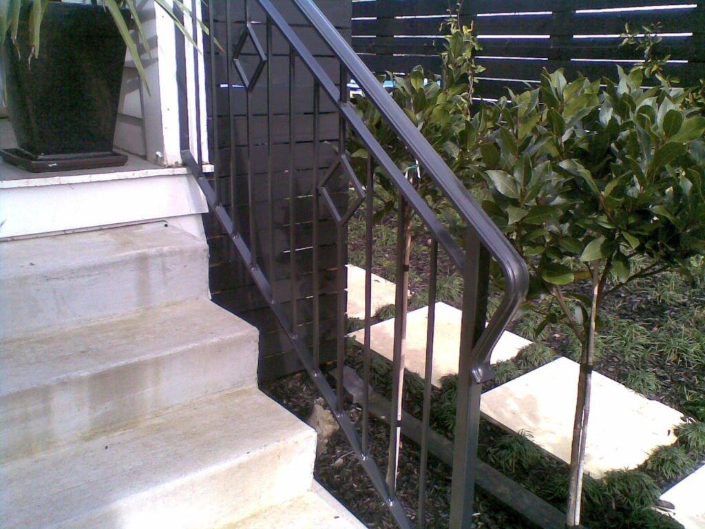 Pattern A balustrade