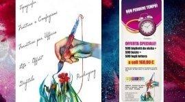 stampa digitale, calendari, biglietti da visita