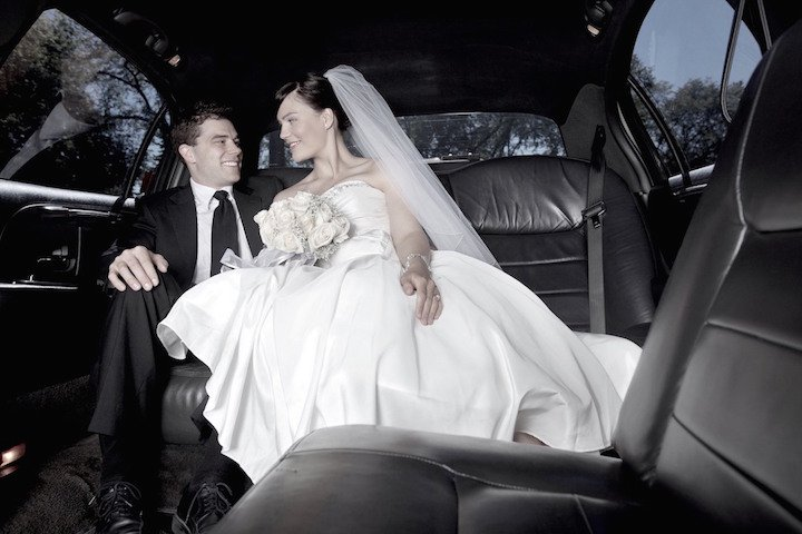Image result for lucky wedding limo