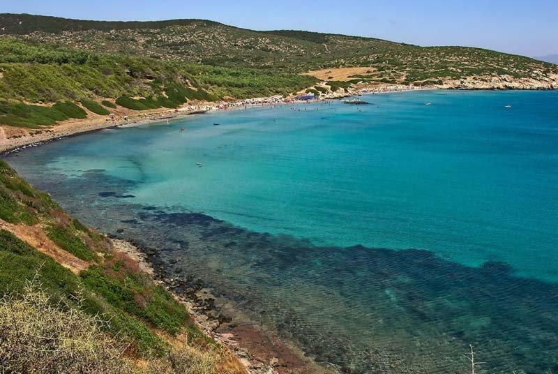paesaggio costiero e marino