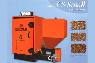 caldaia modello CS Small