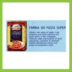 farina doppio zero pizza super