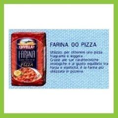 farina doppio zero pizza
