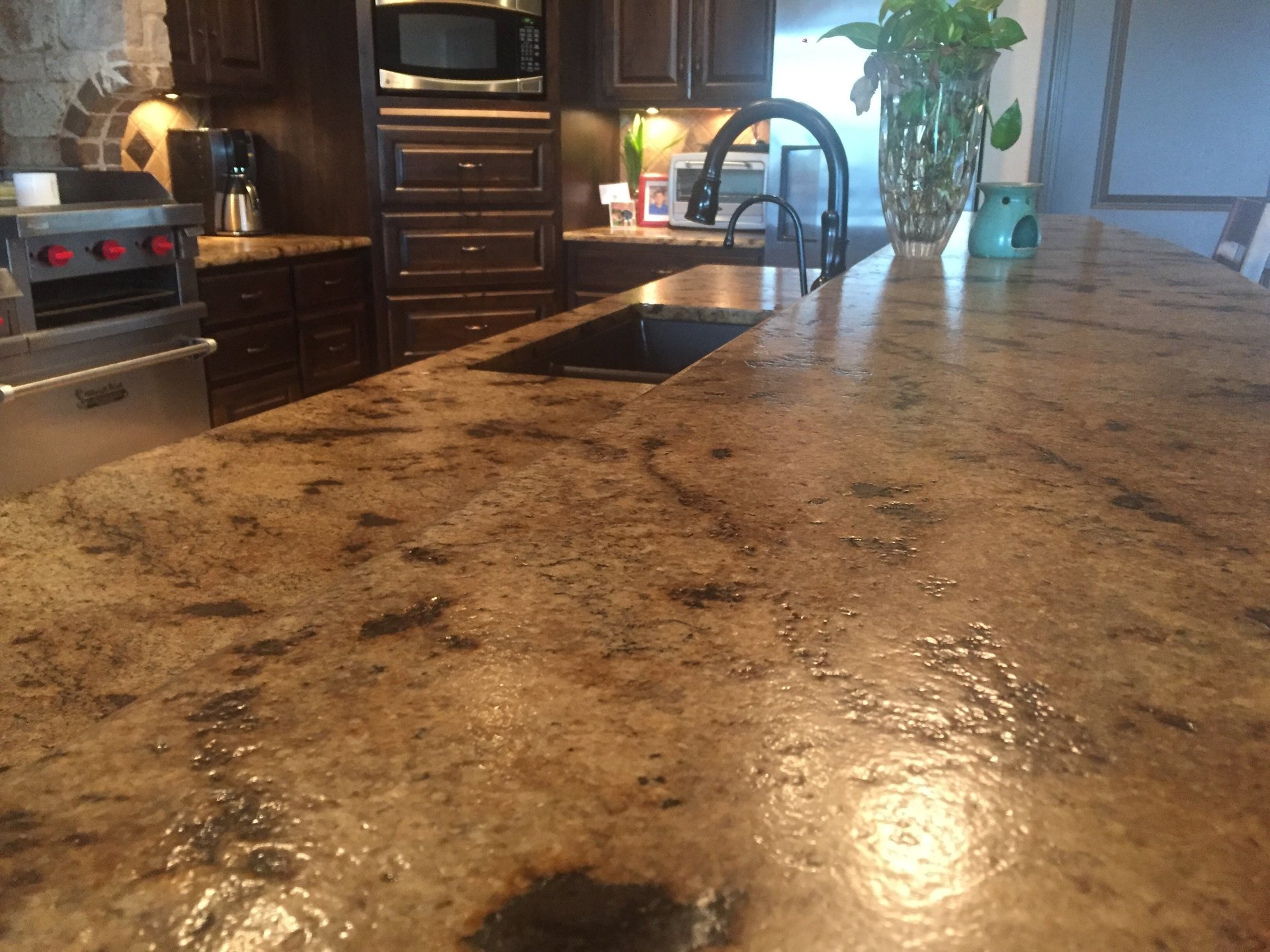 astonishing cutouts wood custom finishes in options drainboards countertop countertops nice