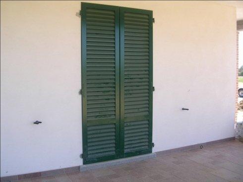 Infissi e serramenti in alluminio Cortona Arezzo