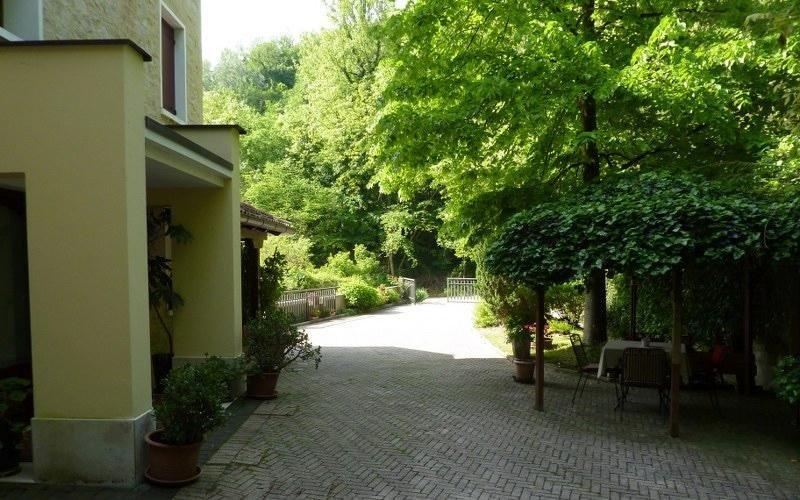 Vista panoramica Treviso