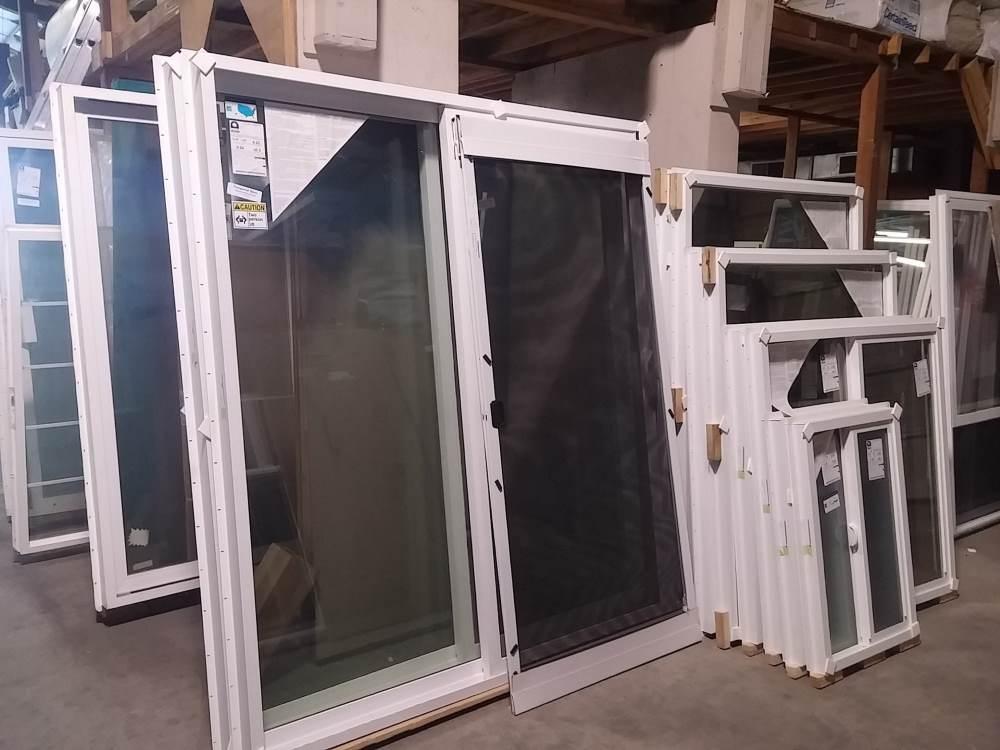 Windows ready to sell
