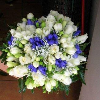 bouquet genziane