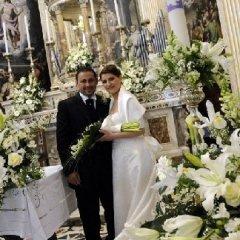 addobbi fiori nozze