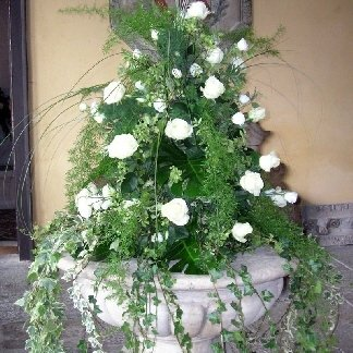 composizione fontana matrimonio