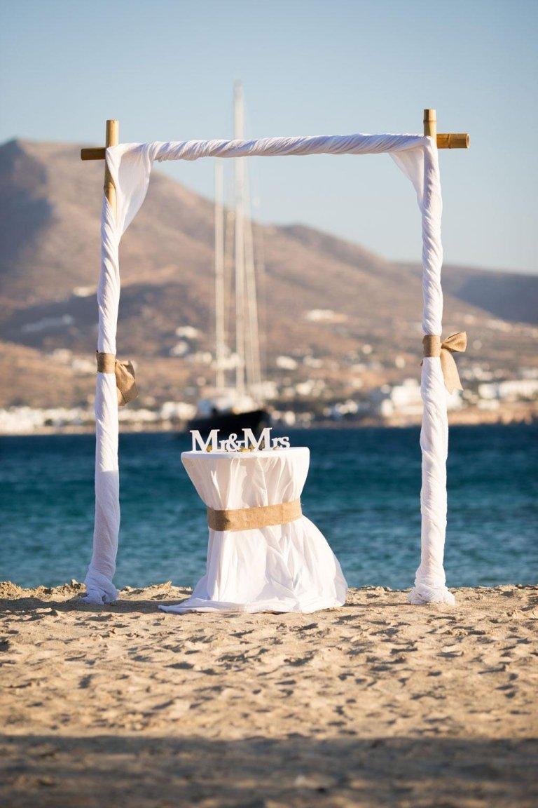 matrimonio sulle isole greche