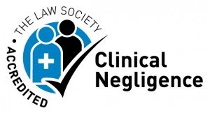 Clinical negligence icon
