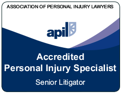Apil Accredited Personal Injury Specialist