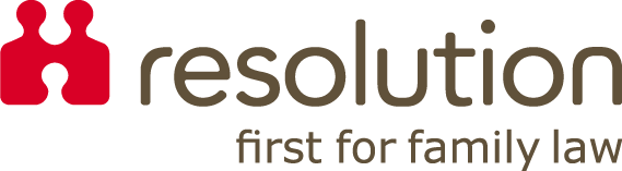 Resolution - first for family law icon
