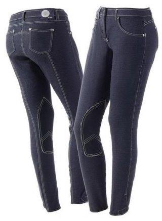 pantalone jeans tattini
