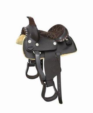 Sella Western Da Pony