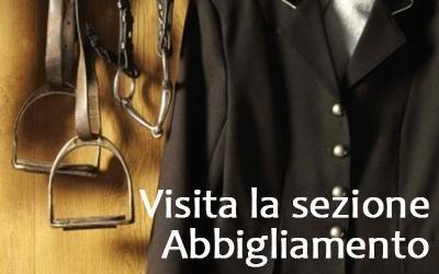 abbigliamento per equitazione