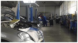 riparazioni automobilistiche