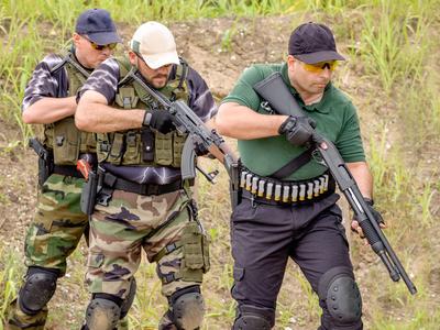 Advanced AR15 Carbine Courses
