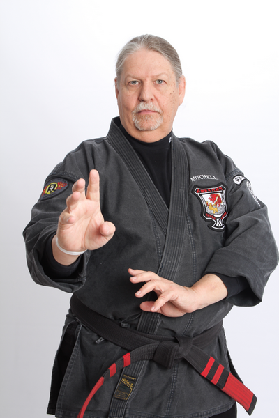 RS Mitchell, NRA Regional Counselor and Firearms Instructor