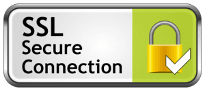 SSL Secure Connection badge