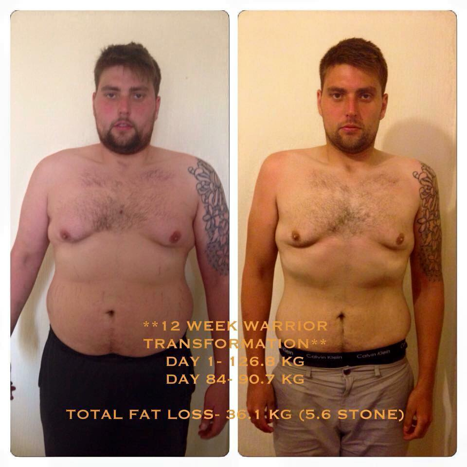 Extreme makeover weight loss tony now