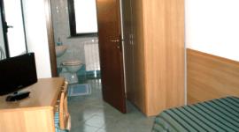 camere singole, doppie e triple