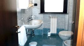 tutte le camere sono dotate di bagno privato