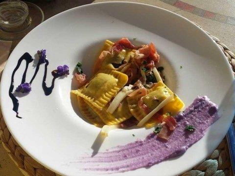 ristorante di ottima qualità sulle piste a Cervinia