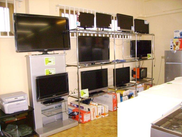 Televisori, impianti hi-fi, home theatre, Rieti