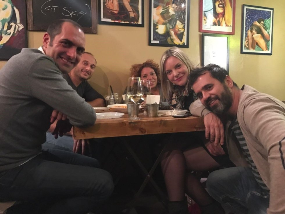 festa privatpersonaggi famosia centro bologna