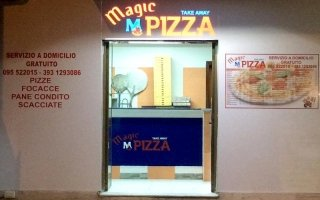 pizzeria d'asporto magic pizza