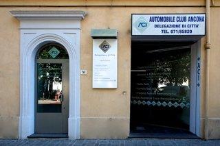 esterno automobile club ancona