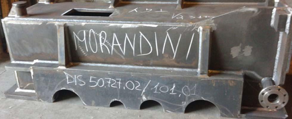 lavorazione metalli - Esine - Brescia