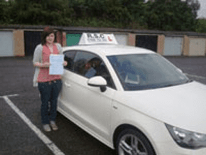 Dadvanced Driving Instructor - Friockheim - RSC School of Motoring - Driving Lessons