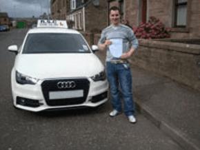 Dadvanced Driving Instructor - Friockheim - RSC School of Motoring - Driving Lessons