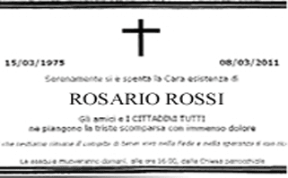 necrologio rosario