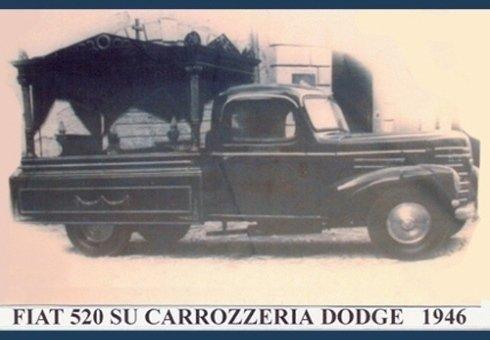Fiat su carrozzeria Dodge