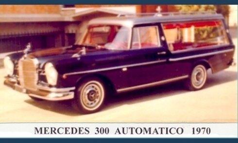 Mercedes automatico