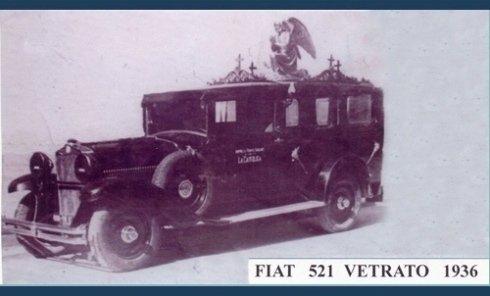 Fiat vetrato