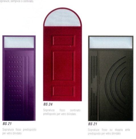 Porte blindate per esterno