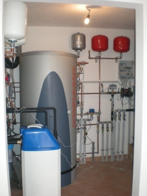 installazione caldaie
