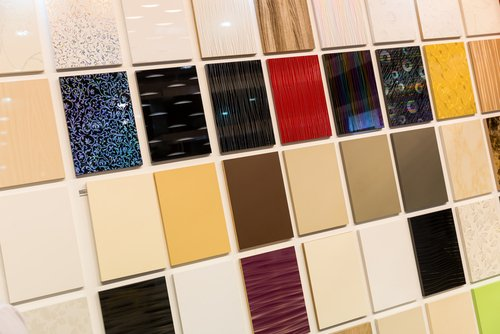 A wide selection of bathroom tiles in Kirkcaldy