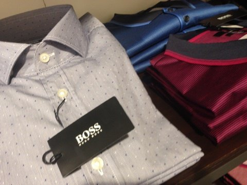Hugo boss shirts available in New Zealand