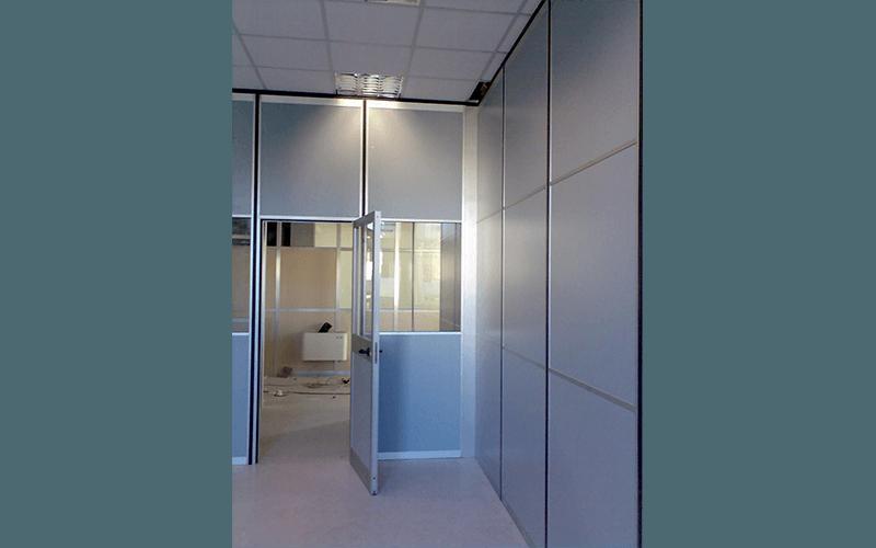 pareti divisorie brescia