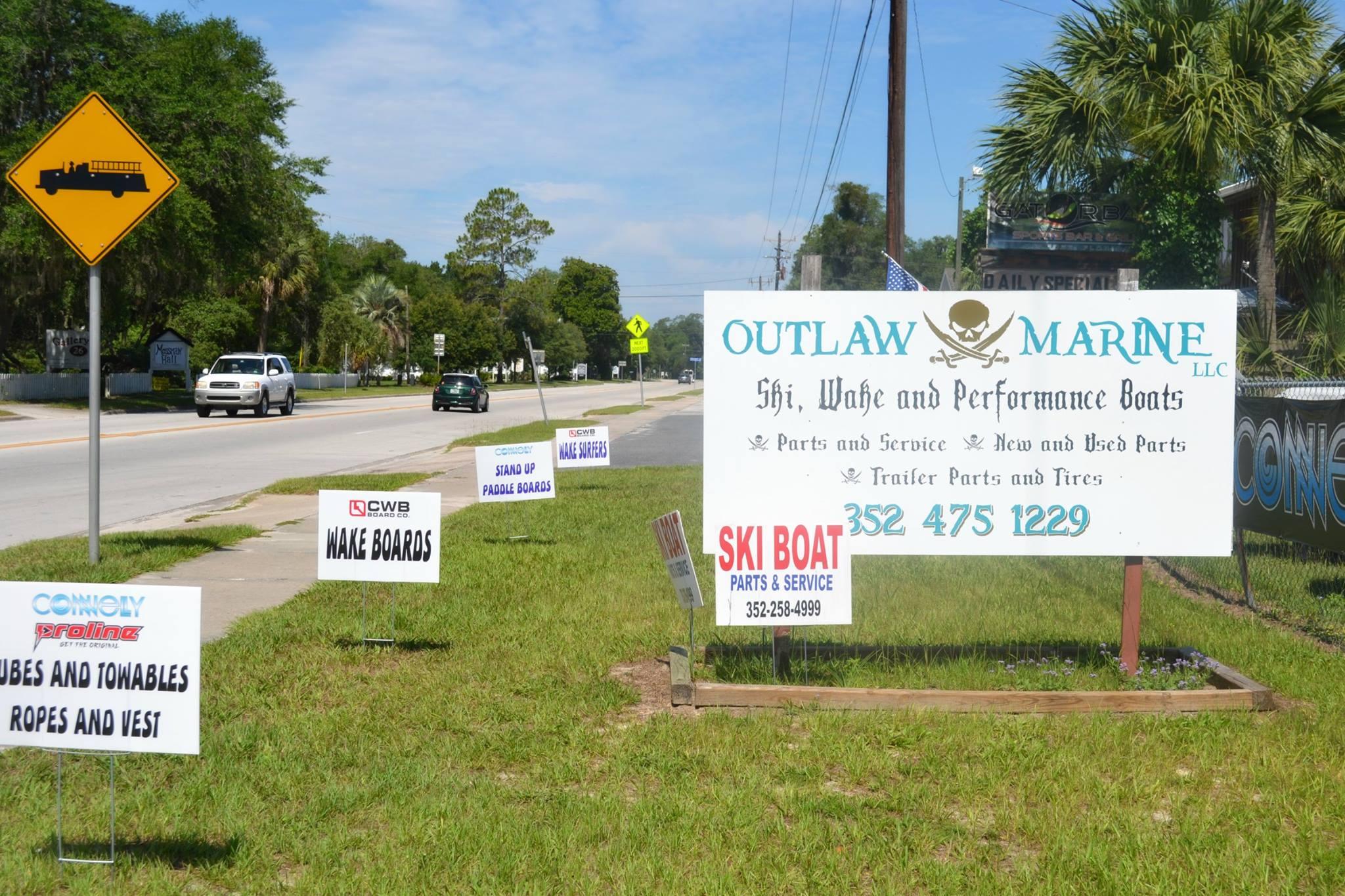 Boat Motor Repairs, Gainesville, FL